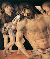 Rimini, Museo della città, La Pietà di Giovanni Bellini