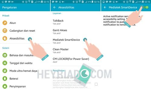 Cara Memasang Bluetooth Smartwatch U8 Ke Android