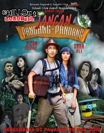 JANGAN PANDANG PANDANG (2012)