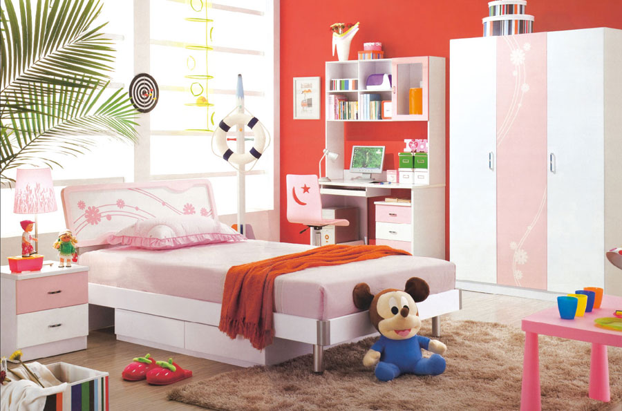 Kids bedrooms furniture ideas.  An Interior Design