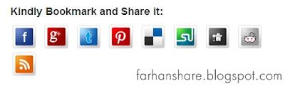 Cara Membuat Tombol Share di Bawah Posting Blog