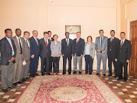 Kimse Yok Mu delegation, Turkish Parliamentarians in Somalia