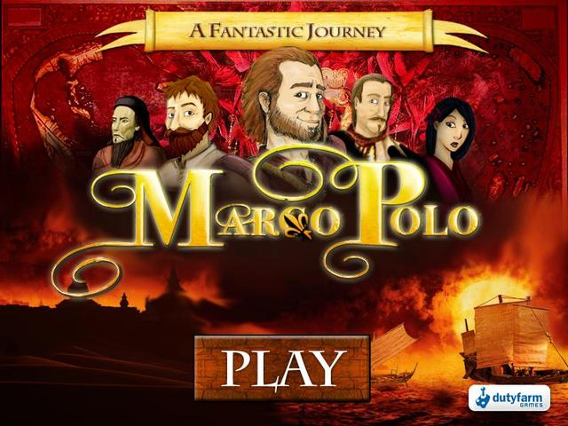 Marco Polo (NEW Hidden Object Game) [FINAL] | 164,19mb