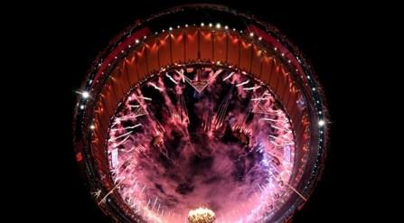 Foto-foto Pembukaan Paralimpiade London