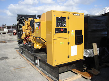 CATERPILLAR 350 KW.