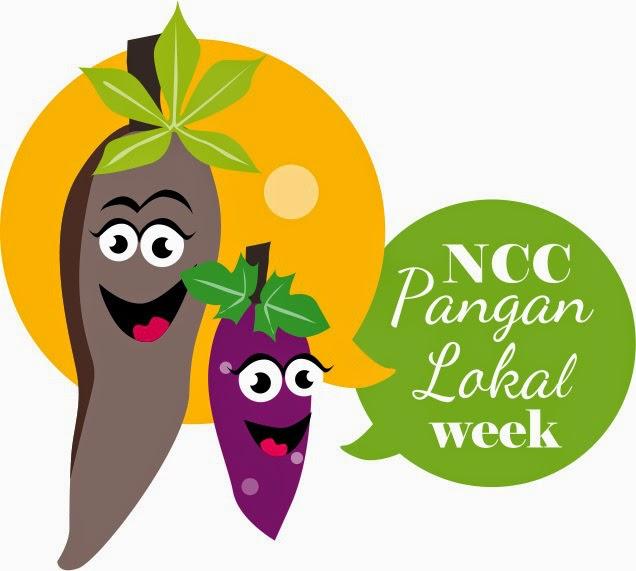 NCC Weeks Pangan Lokal