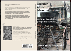 Murder at the Museum & Other Fruithills Suspense Stories