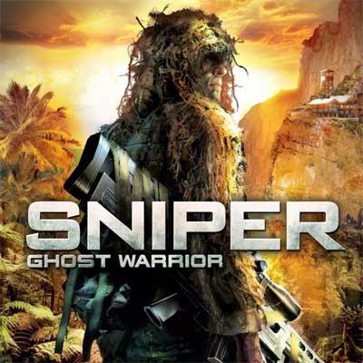 غلاف لعبة القناص الشبح 1 Sniper Ghost Warrior