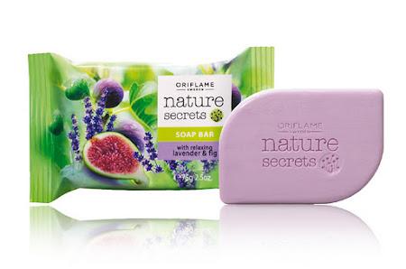 Sabonete Relaxante com Lavanda e Figos Nature Secrets