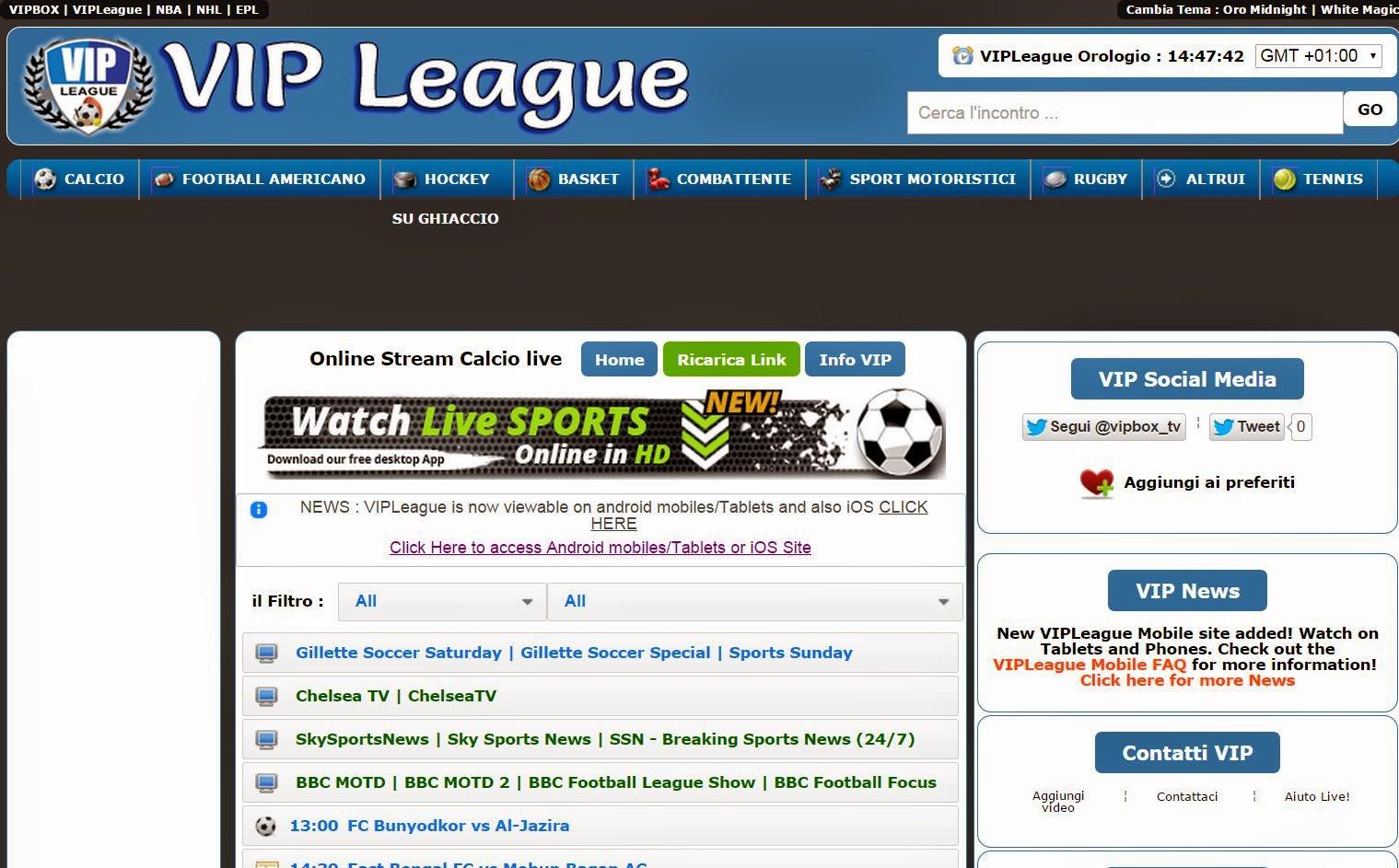Come vedere gratis sul PC la Champions e l'Europa League