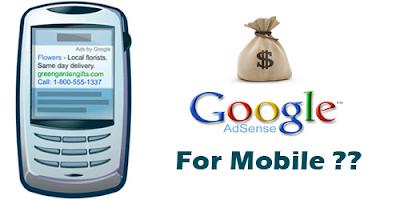 Cara Menampilkan Iklan Adsense Untuk Mobile di Blogger