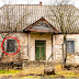 Over 30 years this house was empty. Then someone risked a glance and sees.