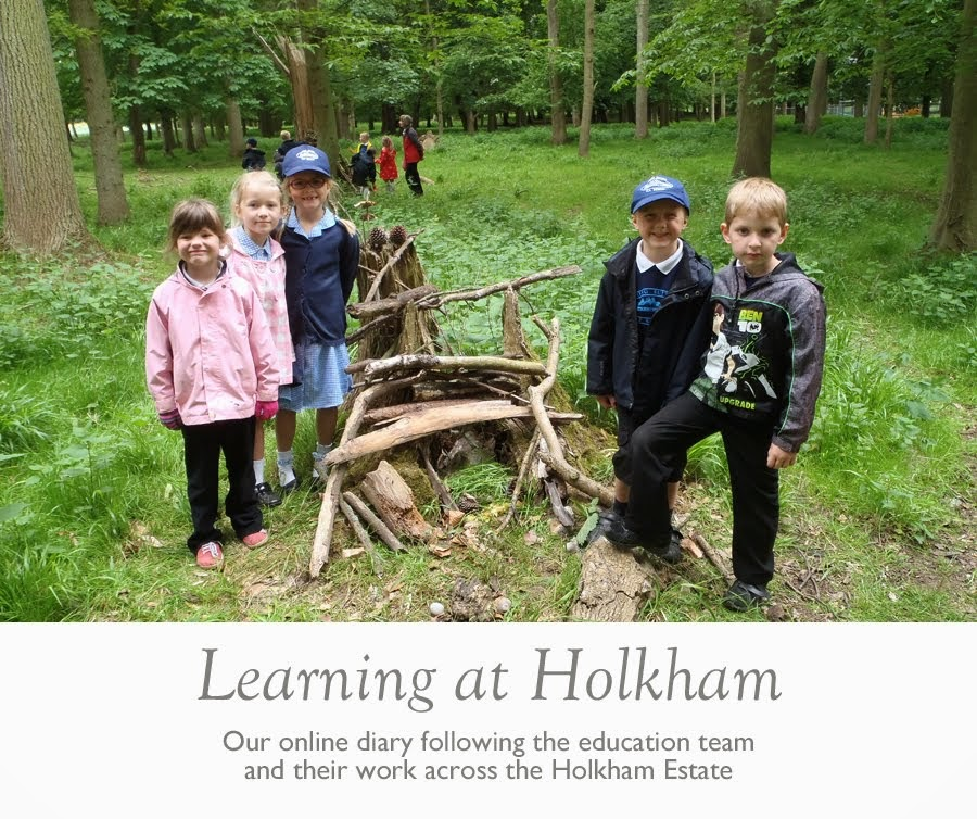 Learning at Holkham