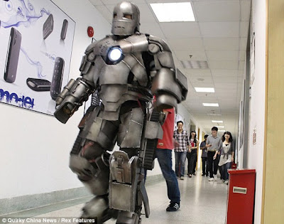 Chinese Iron Man