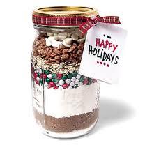 Preparado para galletas navideñas. Regalitos de última hora.