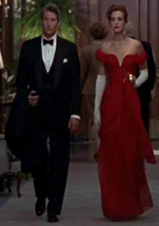 pretty woman julia roberts red evening gown front bmp Discover how to Attract Girls As Quickly As Possible!