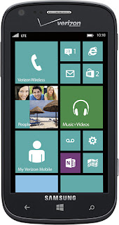 Samsung SCHI930MSV - ATIV Odyssey 4G LTE Mobile Phone - Metallic Silver (Verizon Wireless)