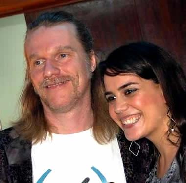 HG e Gabriela Fonseca