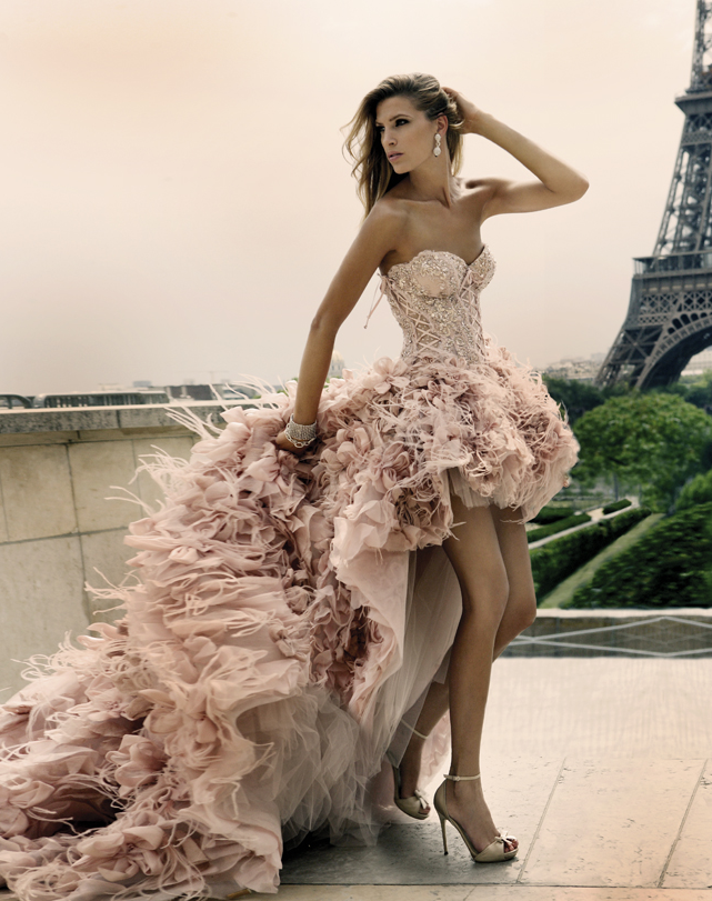 july 2011 belle the magazine the wedding blog for the zuhair murad pink dresses 641x811