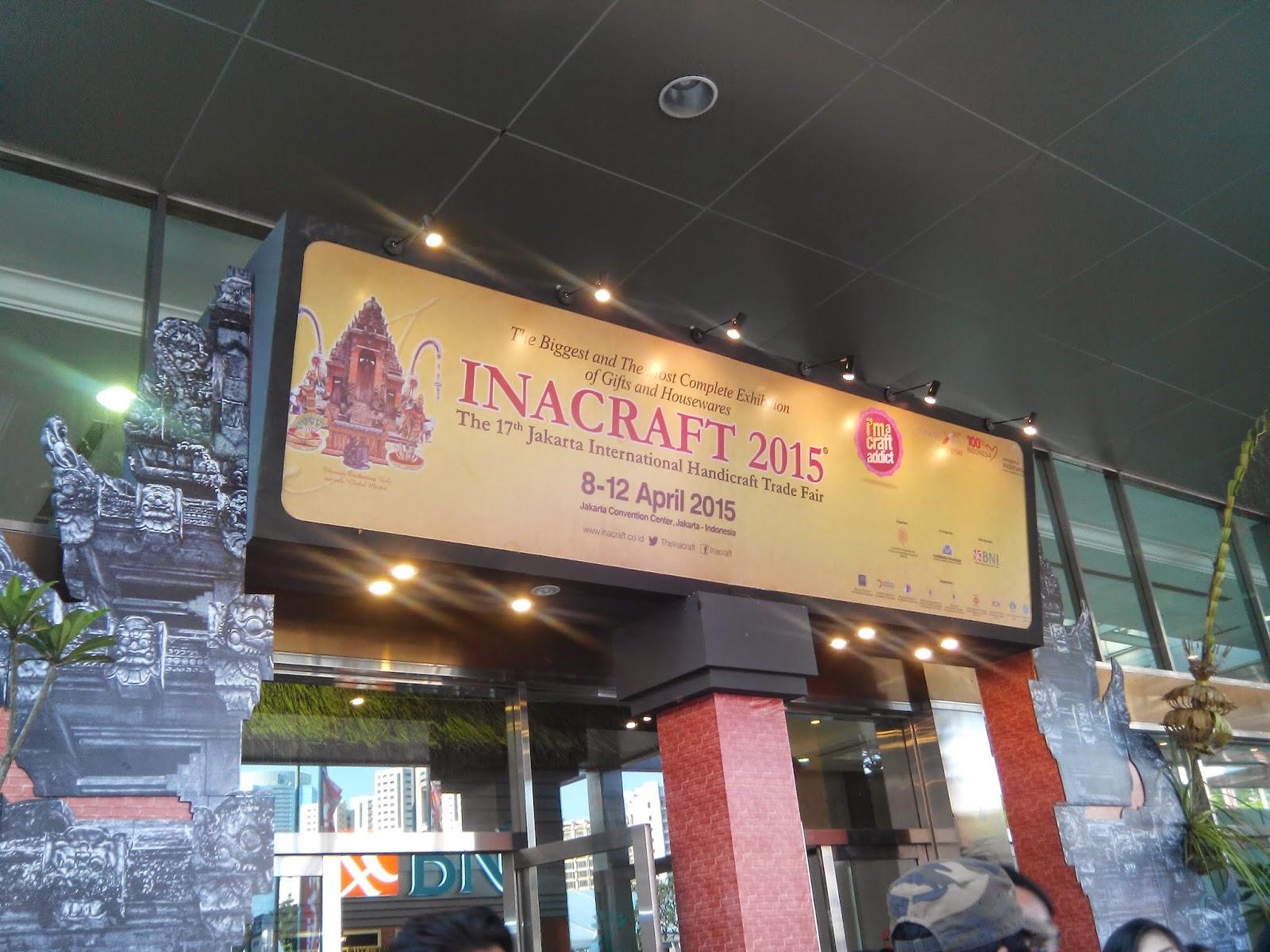 Kerajinan Batik Paoman Indramayu Hadir di Inacraft 2015