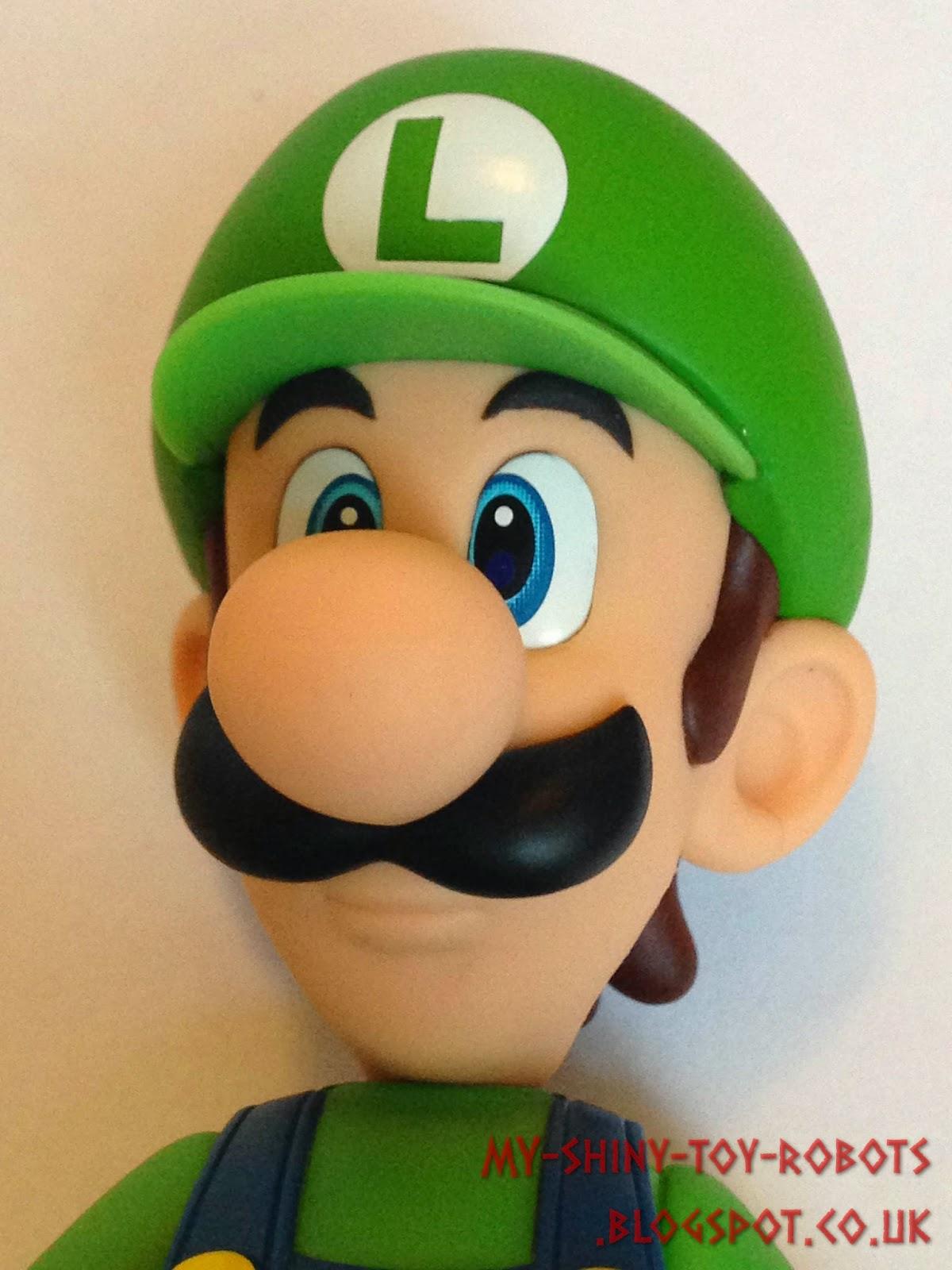 S.H. Figuarts Luigi