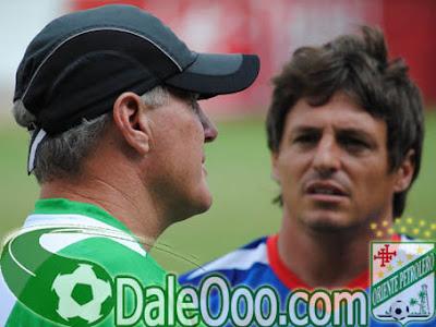 Oriente Petrolero - Carlos Ramacciotti - Fabio Gimenez - Club Oriente Petrolero