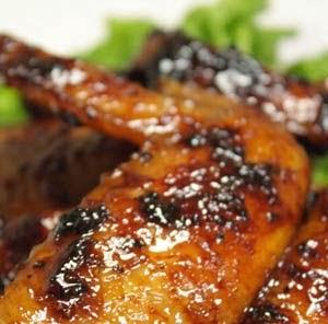 Ayam Panggang Lada Hitam