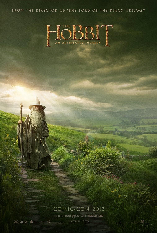 The Hobbit : An Unexpected Journey (2012) / เดอะ ฮอบบิท : การผจญภัยสุดคาดคิด [VCD] [หนังซูม]-[พากย์ไทย]
