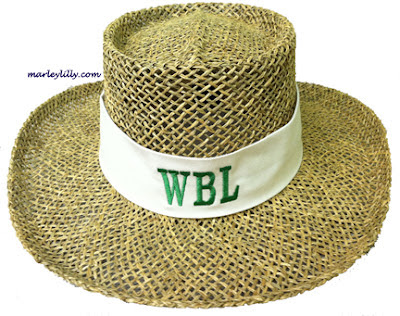Men's Straw Hat