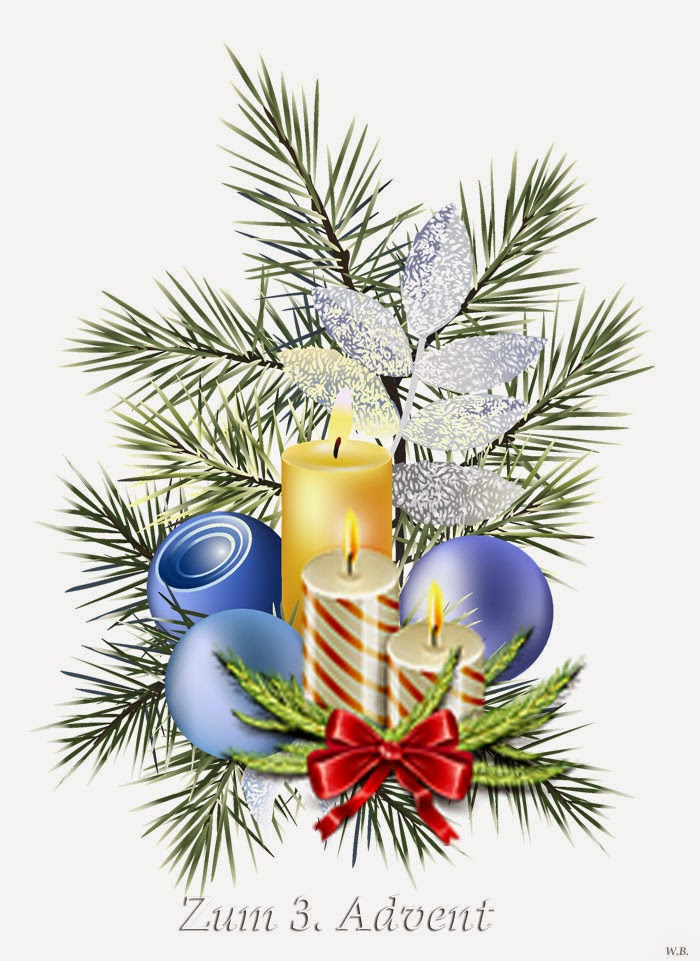 Adventsbilder 3. Advent