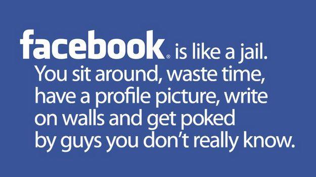 facebook is a joke