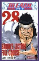 Bleach tomo 28
