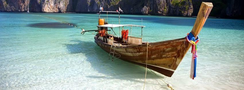 Une belle couverture facebook thailande