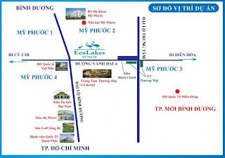 Lô H20 Mỹ Phước 3 gần trung hành chính quận