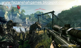 Sniper ghost warrior 1 cheats