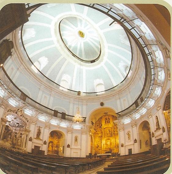 CONOZCAMOS ESPAÑA - Página 4 Vista+interior+Oratorio+San+Felipe+Neri