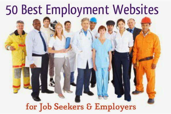 50 best employment jobs websites for employees job