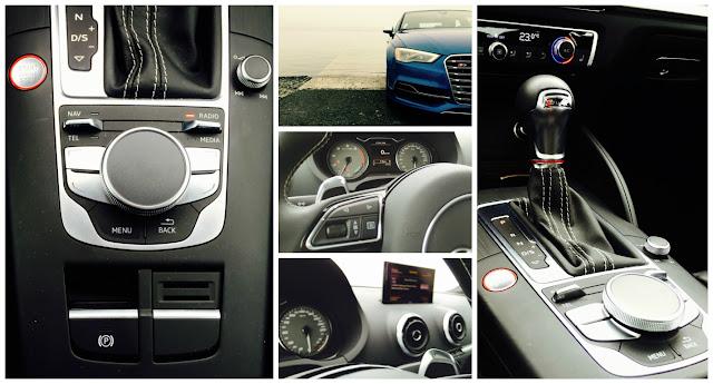 2015 Audi S3 collage