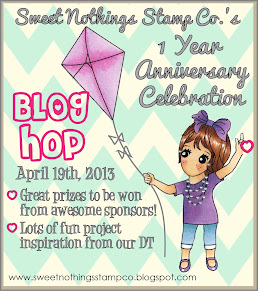 SNSC 1 Year Celebration Blog Hop