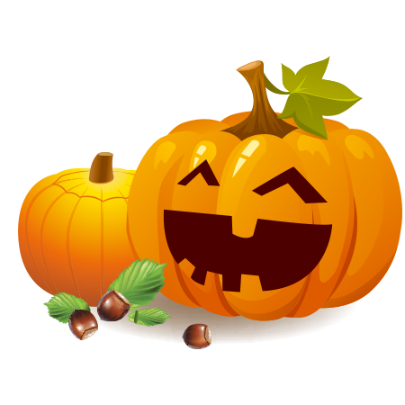 Laughing Pumpkin Icon