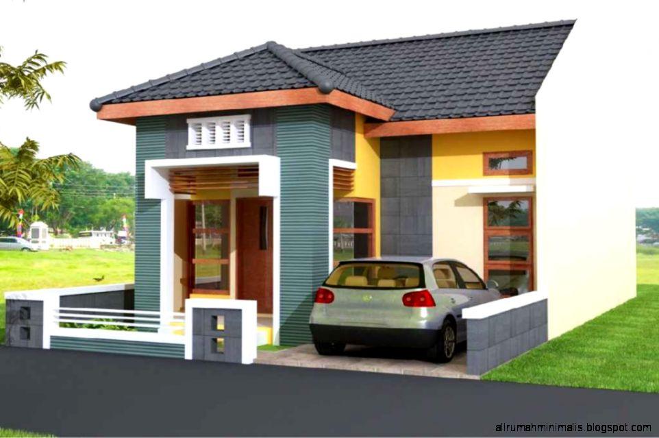 photo rumah minimalis type 21  Desain Rumah Minimalis  Gambar