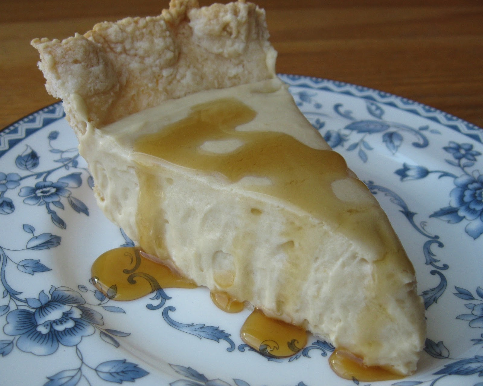 Baking Outside the Box: Maple Cream Pie