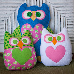 Owl Family