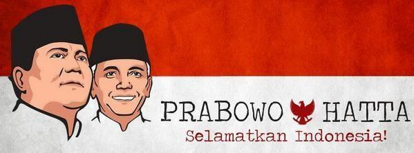 Kumpulan Gambar Prabowo-Hatta