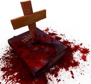 passagens da Bíblia, que são cruéis, impiedosas e completamente maldosas
