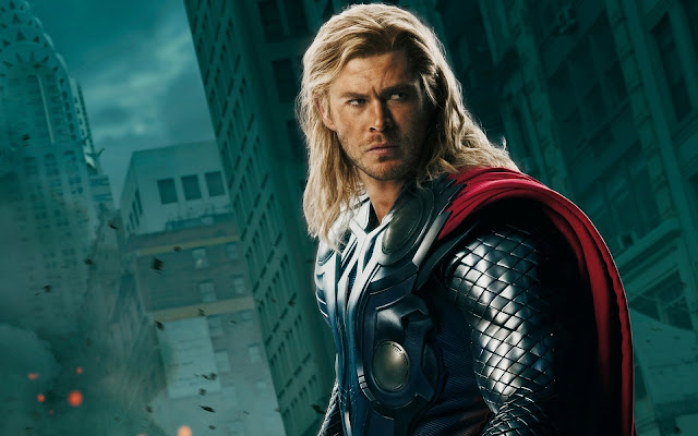 Thor - The Avengers 2012