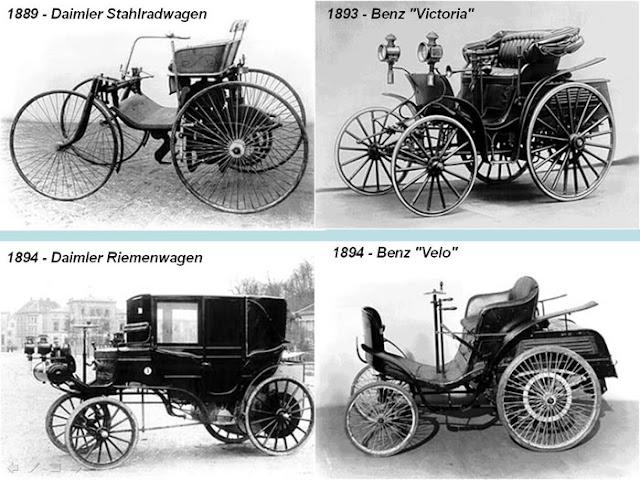 1889 Mercedes Benz