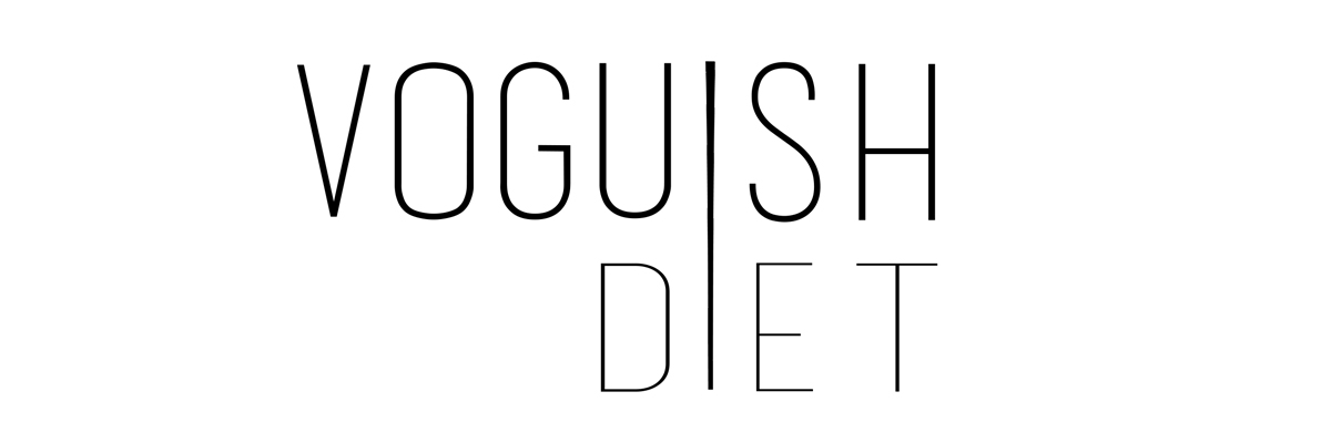 VOGUISH DIET by Gaby Aleixandre