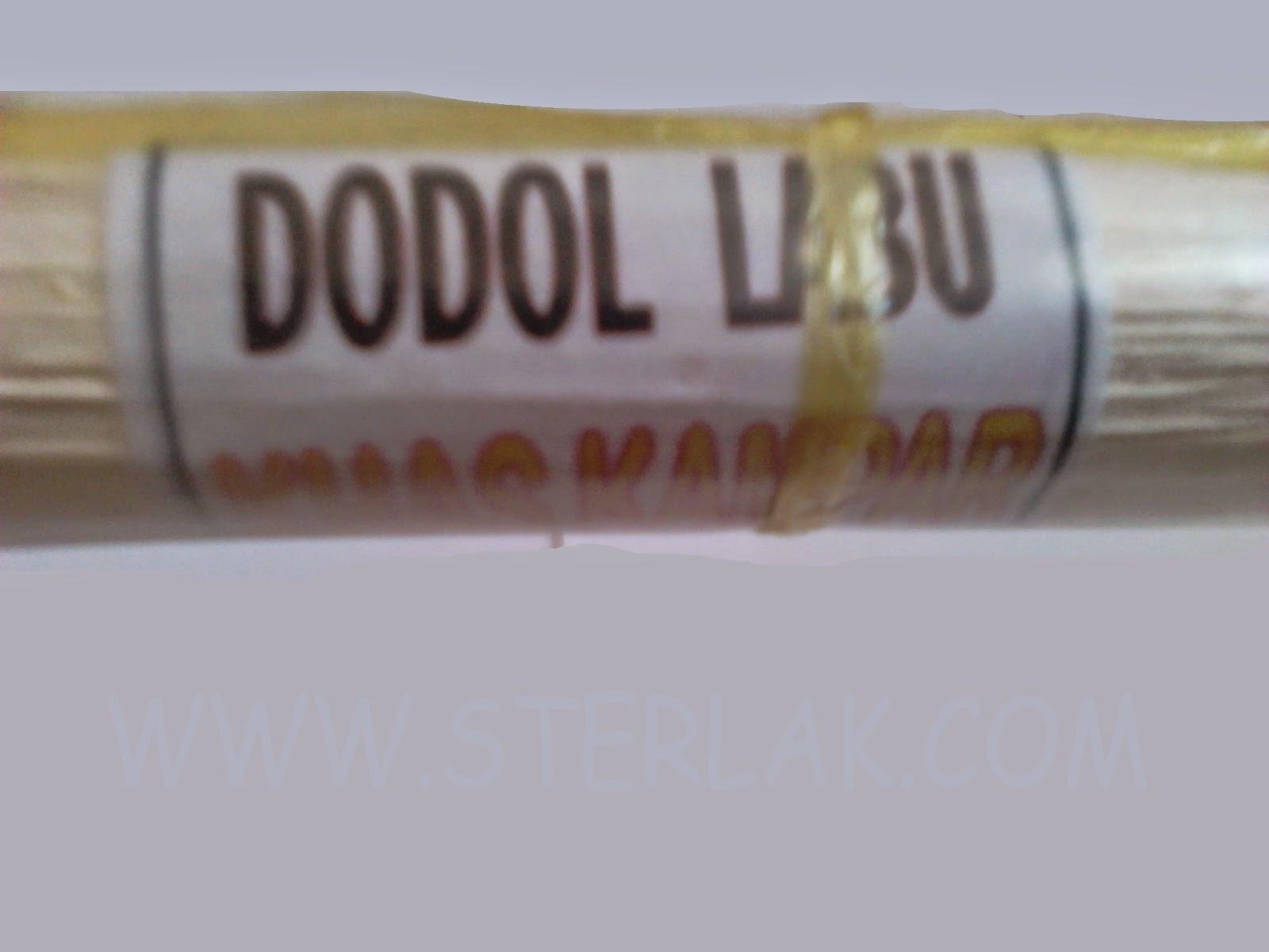 Dodol Labu