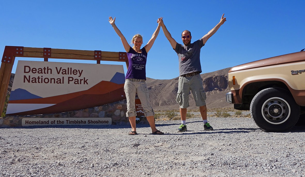 Reiseblog: California und Nevada – Yosemite und Death Valley